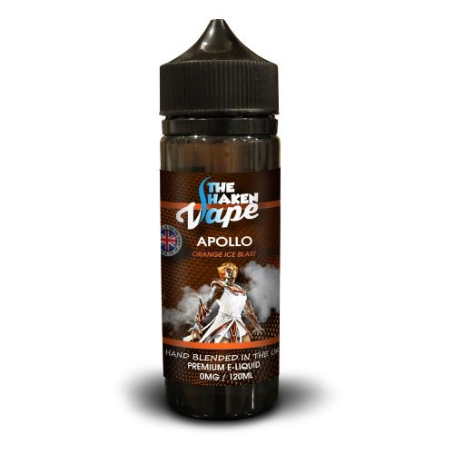 Apollo 120ml Shortfill Eliquid